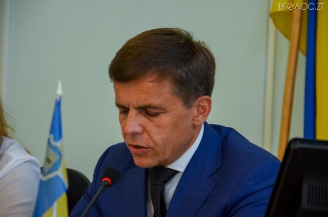 Сергій Сухомлин скликав 16-у сесію міської ради (ПЕРЕЛІК ПИТАНЬ)