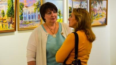 Художники показали, яким побачили Житомир (ФОТО)