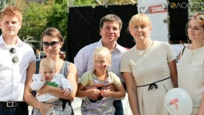 Родичі Геннадія Зубка хочуть облаштувати благоустрій закладу його дружини бюджетним коштом