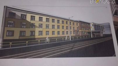 Новий 4-поверховий корпус гімназії № 3 матиме підйомник для маломобільних громадян