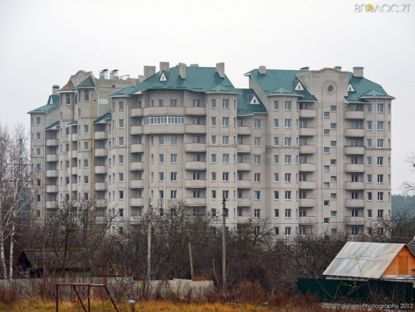 На Тетерівському бульварі забудовник залишив місцевих жителів без тепла