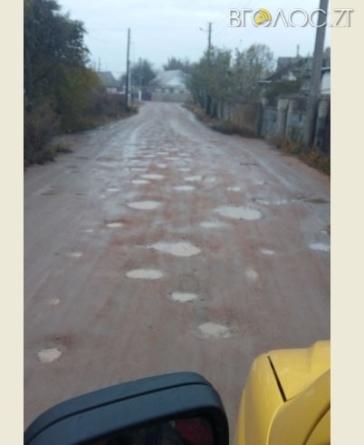 """Замість ремонту дороги житомиряни вчергове отримали """"відписку"""" з міської ради"""