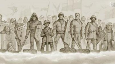 Пам'ятник Героям Небесної Сотні таки буде у Житомирі