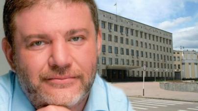 Неочікувано: Заславський хоче бути головою Житомирської ОДА