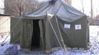 У Коростені почали працювали пункти обігріву для безхатченків