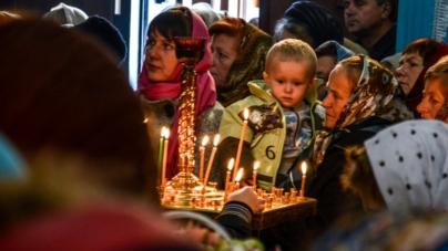 На Покрову у житомирських храмах відбулися богослужіння (ФОТОРЕПОРТАЖ)