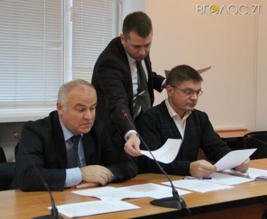 Екс-голова облради Віталій Француз очолив поліцейську комісію