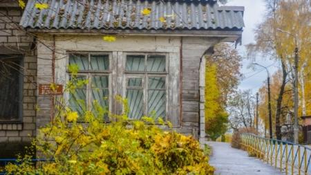 Триває фотоекскурсія осіннім Житомиром: в об'єктиві – вулиця Трипільська