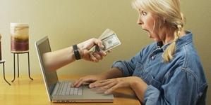 Житомирянка продала мобільний телефон за віртуальні гроші