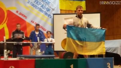 Студент з вадами опорно-рухового апарату завоював «бронзу» на Кубку України