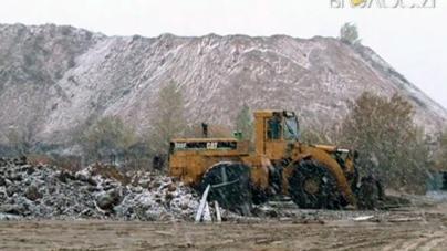 Попри заборону підприємство продовжувало видобували граніт габро у Коростишівському районі