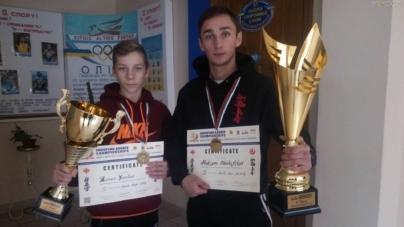 Житомирські каратисти здобули золото на чемпіонаті Європи (ФОТО)