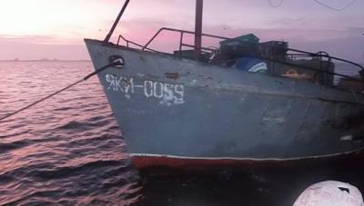 Житомирські прикордонники виявили судно з браконьєрами