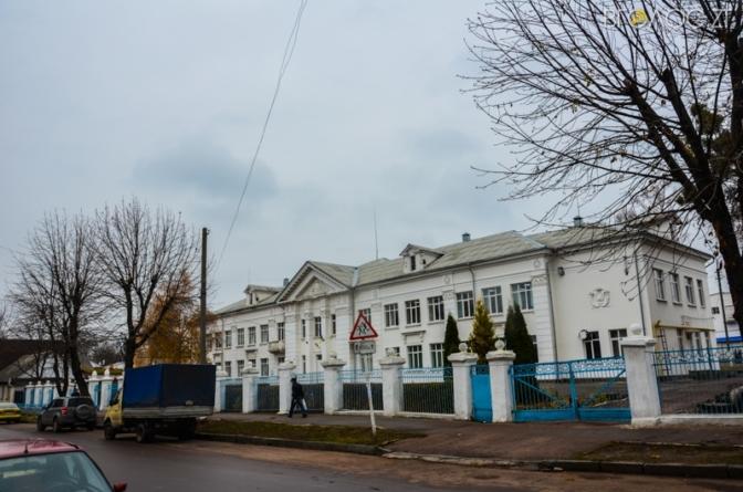 Фотоекскурсія вул. Домбровського у Житомирі