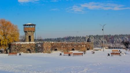 Фотоекскурсія історичним центром Новограда-Волинського. Фортеця