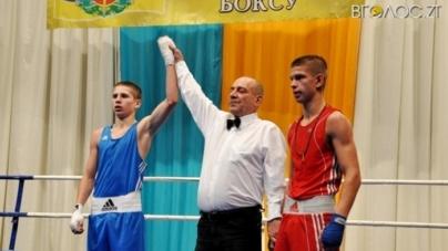 У Житомирі нагородили переможців Всеукраїнського відкритого турніру з боксу