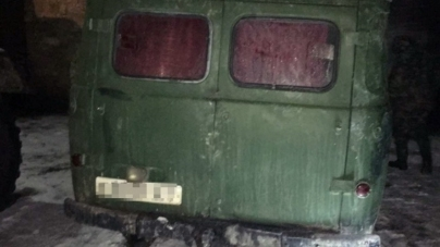 В Олевському районі 5 старателів збиралися опівночі видобувати бурштин