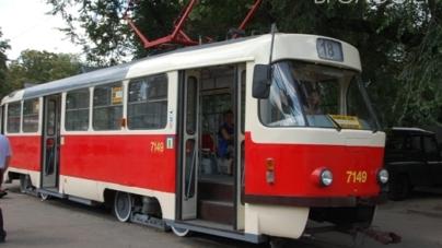 Через ремонт водогону у центрі Житомира скасують рух трамваю