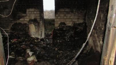 У Хорошівському районі під час пожежі загинув 55-річний чоловік