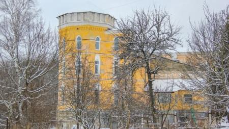 ФОТОекскурсія Новоградом: казкова зима навколо маєтку Уварових