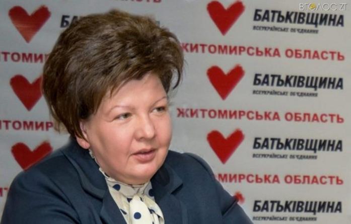Офіційна заява Анжеліки Лабунської з приводу репресій влади проти членів ВО «Батьківщина»