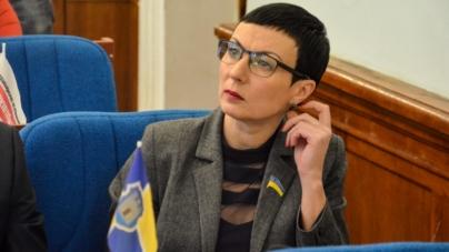 """Леонченко обурилася, що в кулуарах мерії її назвали """"агентом Сухомлина"""""""