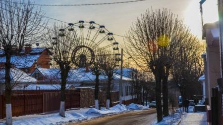 ФОТОекскурсія зимовим Житомиром: на черзі – вулиця Лермонтовська