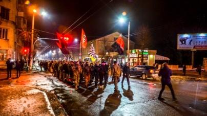 Понад 300 житомирян взяли участь у марші Гідності (ФОТО)