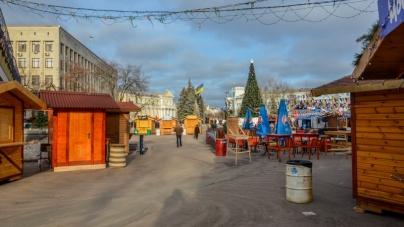 Депутати Житомирської міської ради не виділили гроші на святкування Нового року