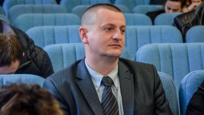 Начальник управління капітального будівництва Дмитро Мамрай звільнився