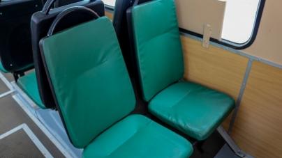 Житомирське ТТУ купить понад сотню сидінь для тролейбусів