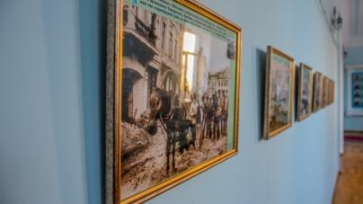 У Житомирі діє фотовиставка про історію приміщення міської ради (ФОТО)