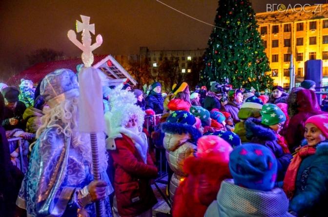 У Житомирі затвердили програму новорічних свят (ПЛАН)