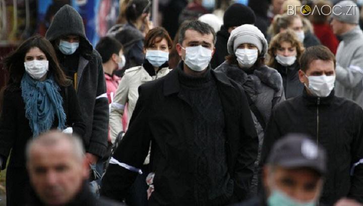 Захворюваність на грип та ГРВІ пішли на спад, але очікують другу хвилю епідемії
