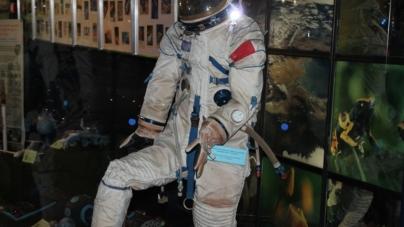 Перший космонавт незалежної України приїхав до Житомира у день народження Корольова