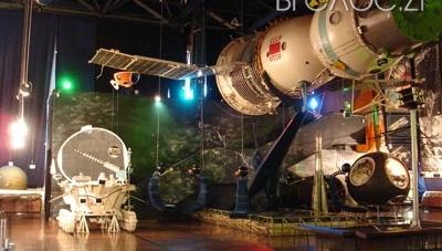Виставку Житомирського музею космонавтики перевезли до Литви