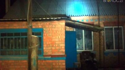 У Брусилівському районі 3-річна дитина ледь не спалила хату