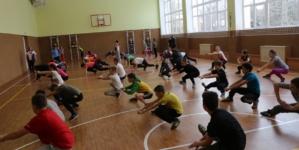 Спортзал, їдальню та актову залу відремонтували у трьох житомирських школах (ФОТО)
