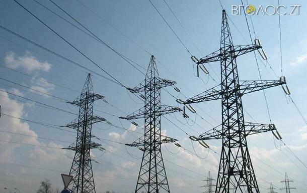 У Бердичеві на три дні обмежать електропостачання