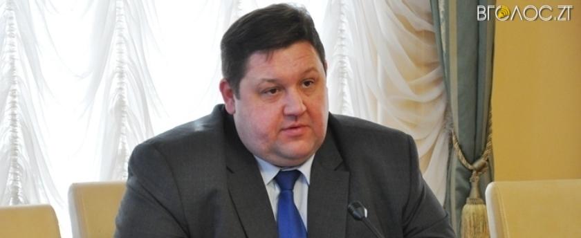 У рейтингу губернаторів Гундич отримав 0,9 балів із 10 «за виконання програмних документів»