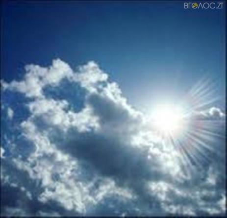Синоптики розповіли, якою буде погода на Житомирщині 24 жовтня