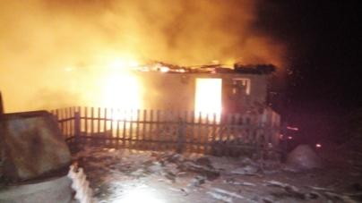 Двоє чоловіків загинули під час жахливої пожежі у Хорошівському районі