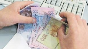 Середня зарплата у Житомирі за минулий рік перевищила 4,3 тисячі
