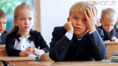 Припиняти навчання у житомирських школах не планують