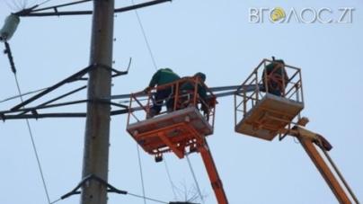 За 3,8 мільйона боргу «Житомирське трамвайно-тролейбусне управління» відключать від електроенергії