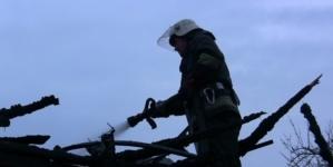 Масштабна пожежа на півночі області: 16 годин боролися із вогнем 82 пожежники та лісівники