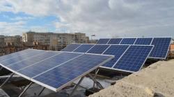 За рік сонячні панелі виробляють електроенергію, якої вистачить на 80 місяців, – житомирянин