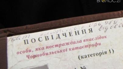 Майже 400 тисяч на зубопротезування та ліки для чорнобильців отримає Народицький район