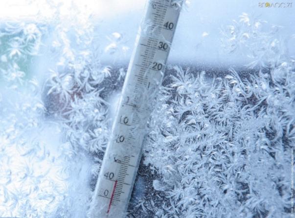 На півночі області насмерть замерзла жінка