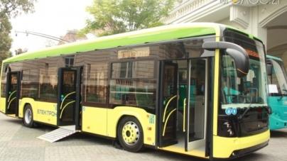 Житомирське ТТУ таки закупить електробуси для міста